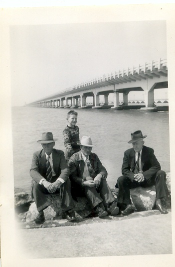 Unknown, Gerald Osborn, William Osborn, Iver Salroth