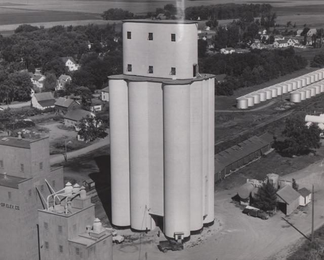 Albert City, Iowa, ca. 1954