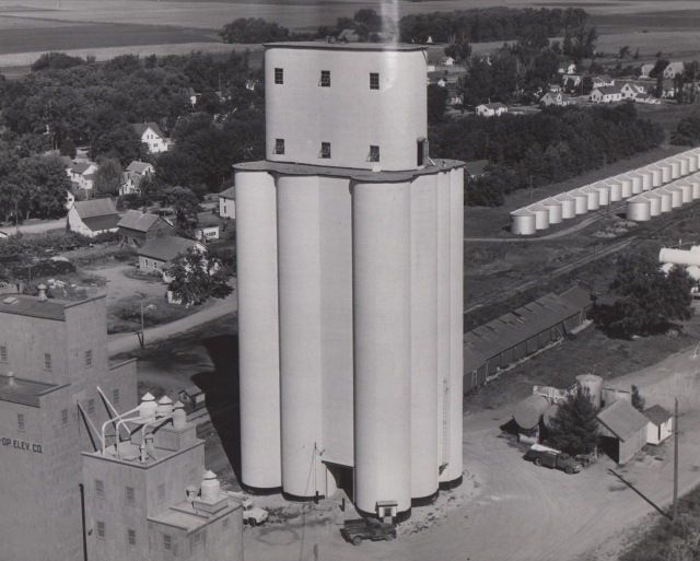 Albert City, Iowa, ca. 1954